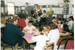 Children in joint activity