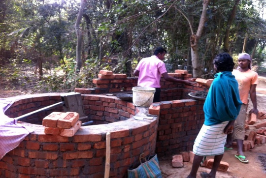 Building a Raised Hand Pump