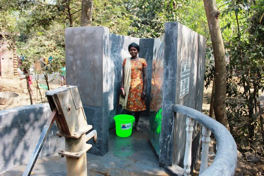 Bathing Cubicle
