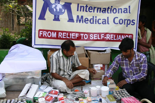 From Relief to Reliance