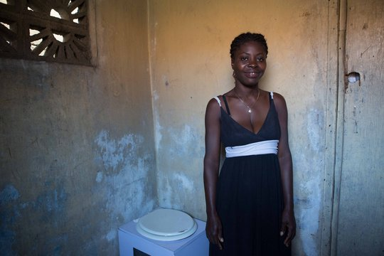 Build 100 Household Toilets in Haiti