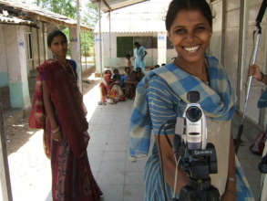 Training 150 Community Video Producers in india