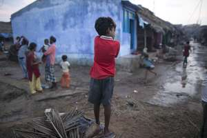 Shocking aftermath of Cyclone Phailin