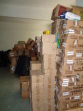 EMERGENCY PACKAGES TO BE DISTRIBUTED