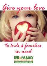 GIVE YOUR LOVE AND CARE TO KIDS IN GREECE!