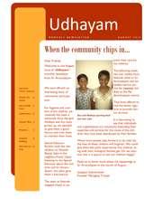 Udhayam Newsletter (PDF)