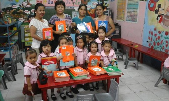 Feeding minds of pre-K kids with AAI story books