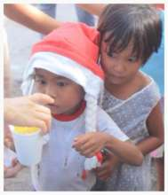 AAI programs  emphasize nutrition and hygiene