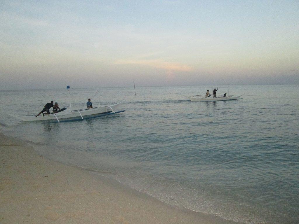 Beauty of Baliguian Island and Visayan Sea