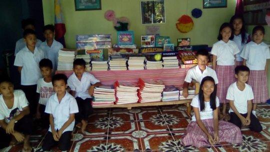 AAI School Library at Aurora-Araneta ES, Duenas