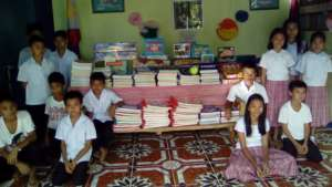 AAI School Library at Aurora-Araneta ES, Duenas
