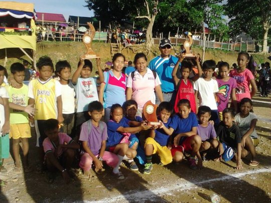 sports champions at Bulak ES overcame hunger