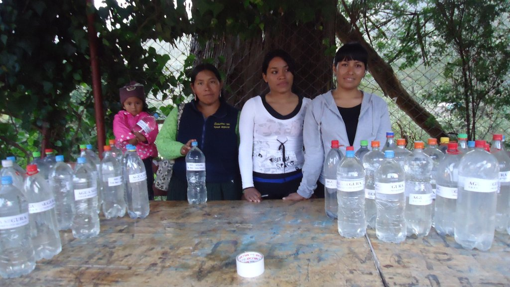 Promoving safe drinking water