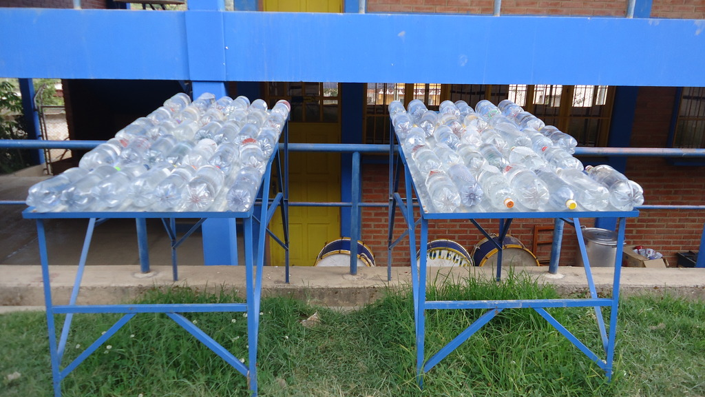 Putting into practice the SODIS method: safe water