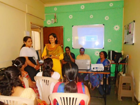 Session on Cyber safety