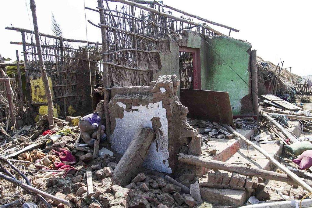 Relief Efforts in India