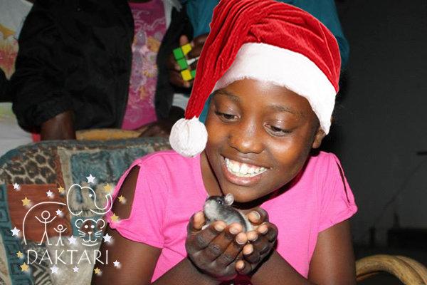 Christmas Gift - Sponsor a Child
