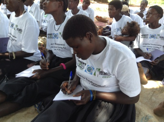 A seed to change Lives for 200 women in Gulu