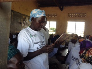 Mary Learner from Gulu