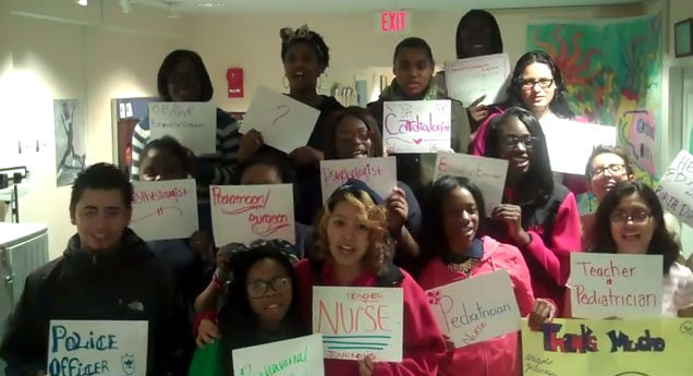 LAYC Teen Health Promoters