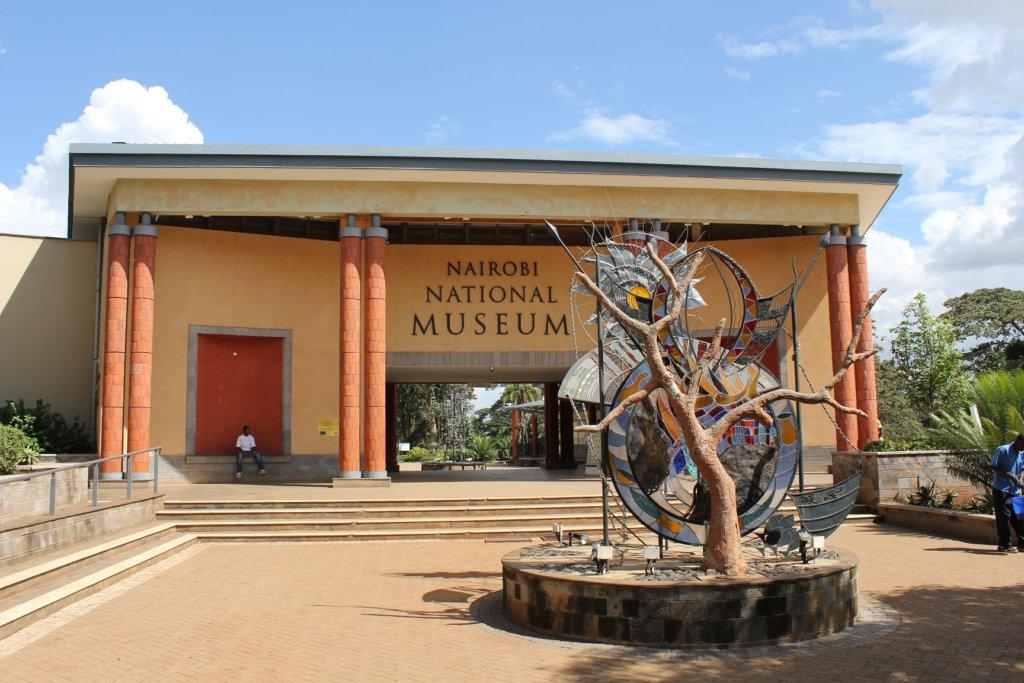 The Nairobi Museum