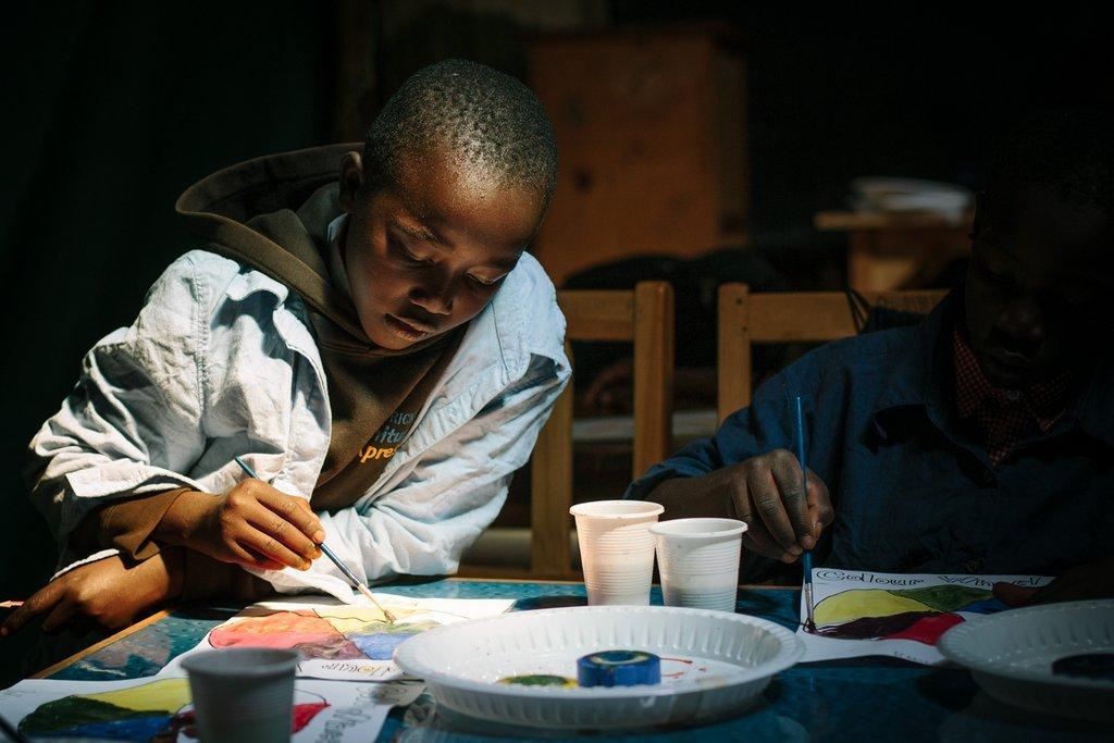 A quality education for 161 kids in Kibera, Kenya