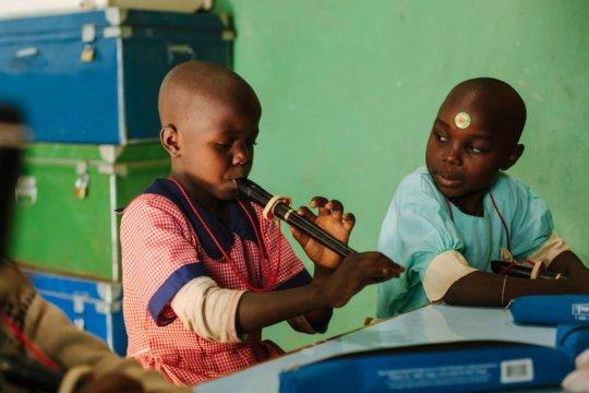 A quality education for 70 kids in Kibera, Kenya