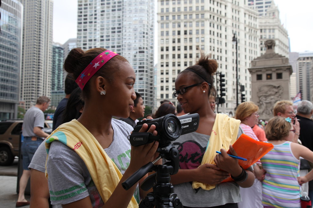 GlobalGirl Media Chicago Webisode Series