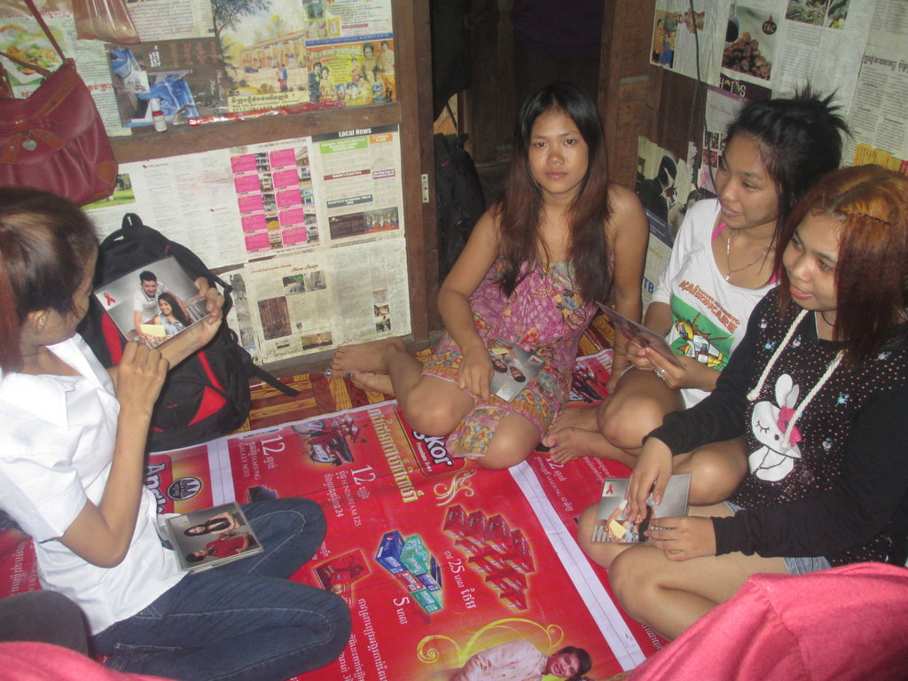 Female Sexual Health Promotion in Phnom Penh