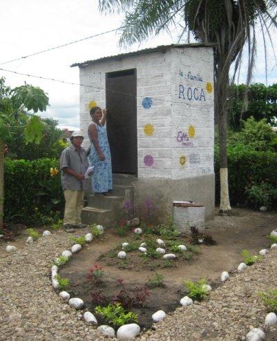 EcoLatrines for 20 Bolivian Families