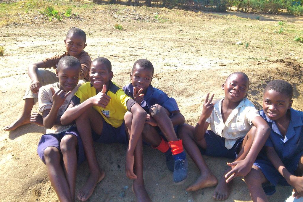 Help Complete Zambezi Sawmills Community School