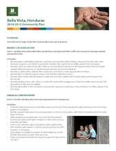 Full Bella Vista FY2015 Village Plan (PDF)