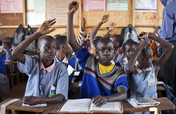 Scholarships to support displaced children