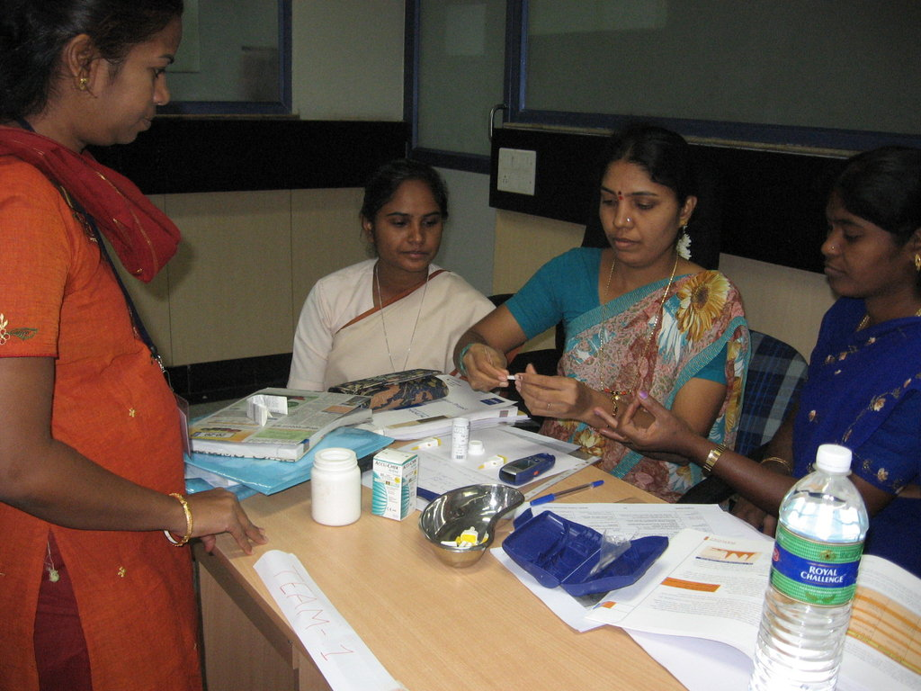 Help Stop the Growing Rate of Diabetes in India