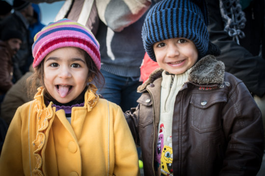 Help Provide Health Care for Syrian Refugees