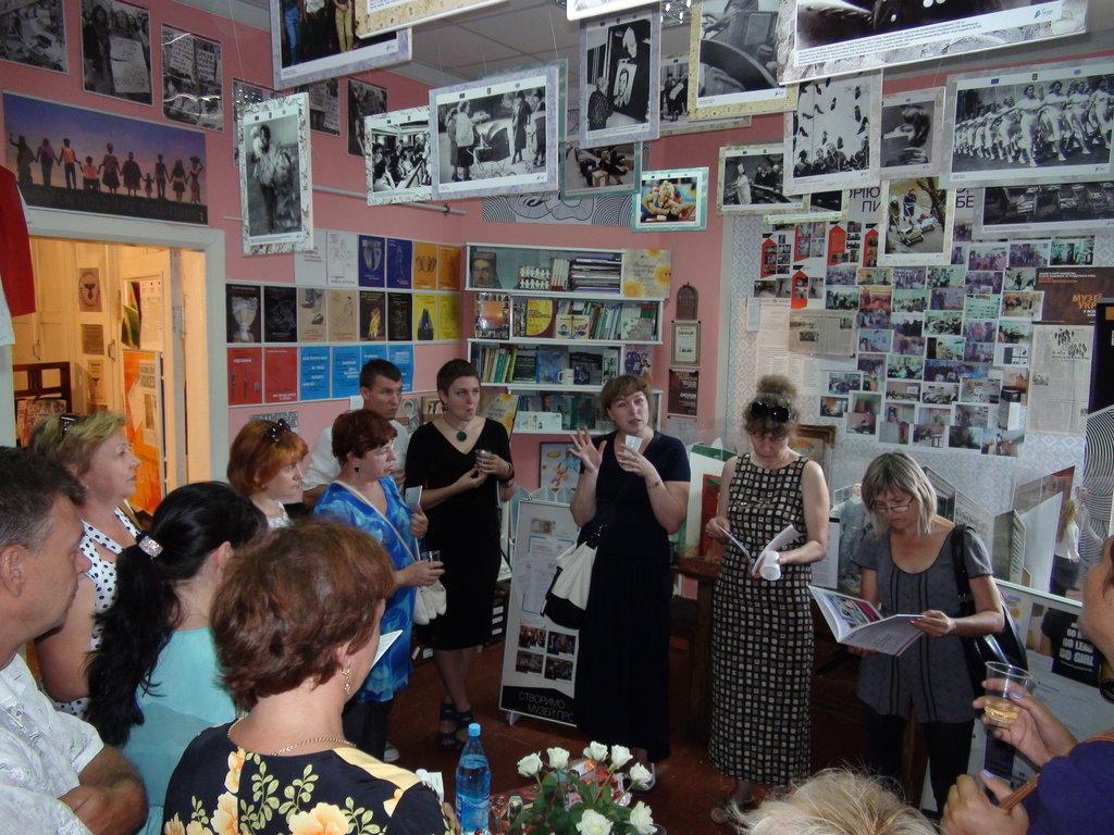 First Gender Museum in Ukraine