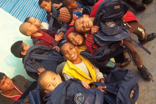 BCWC Students Getting New Backpacks!