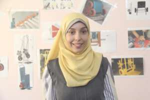 Amal, our new Maia Project Coordinator