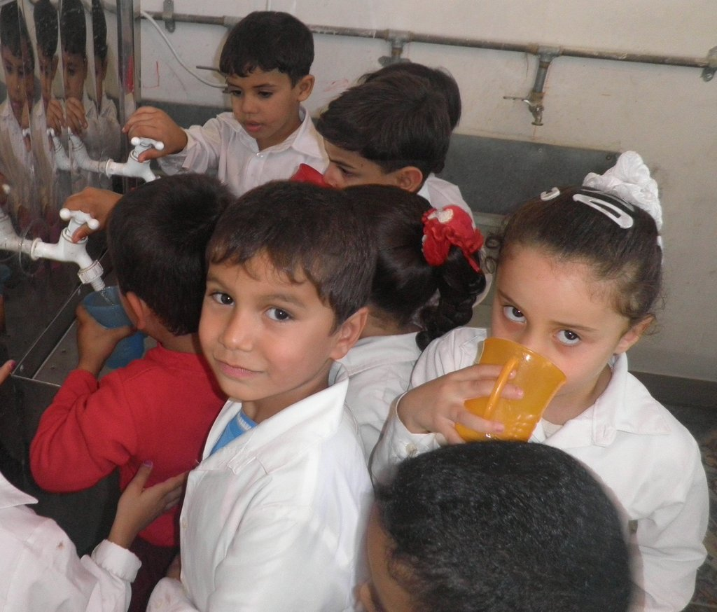 Maia Project: Clean Water for Children in Gaza