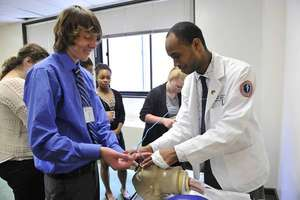 Envision Program; early training , Medical Career