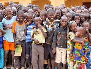 Building a Primary School In Senegal!