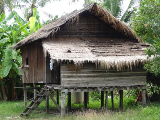 House of people in Koh Preah