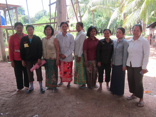 Koh Preah Women's Fish Sauce Group