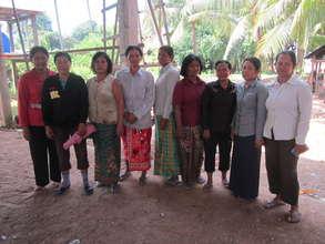 Koh Preah Women's Fish Sauce Group