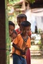 Children in SKVillage
