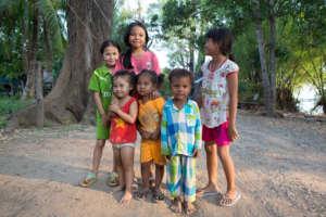 Kids in Mondulkiri