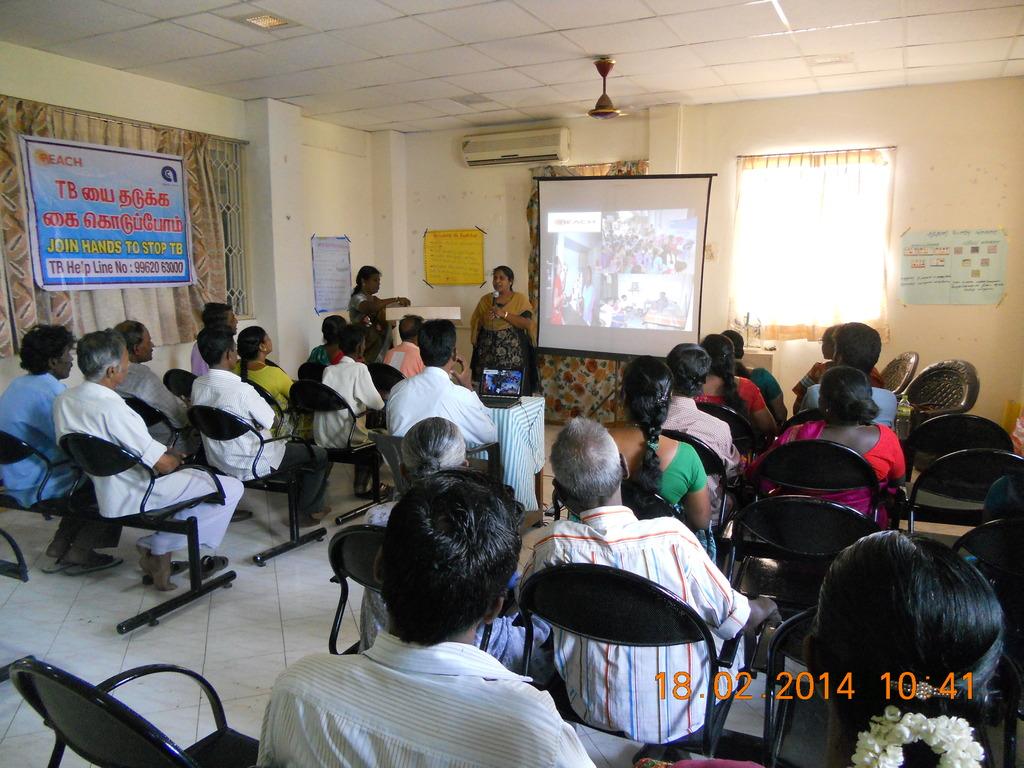De-addiction & Nutrition Programs for TB patients