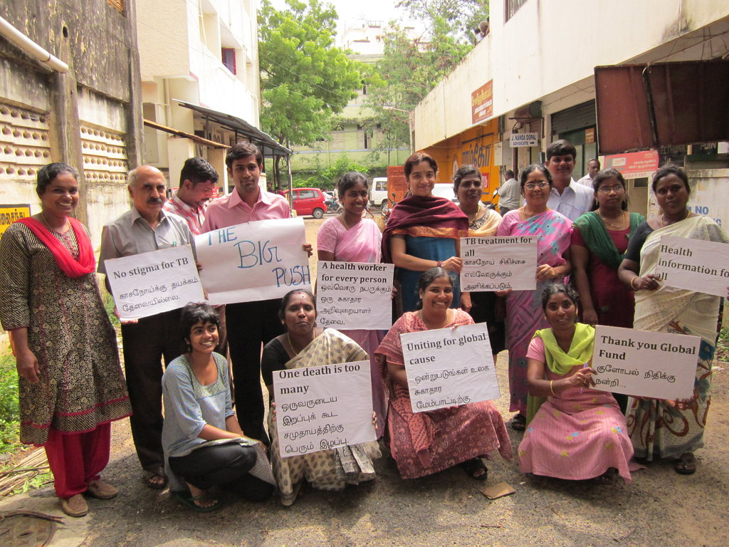 Join Hands- Change Lives of 500 Indian TB Patients