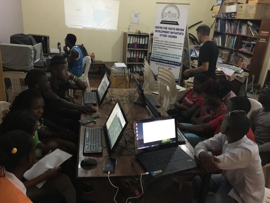 CFYDDI Computer Inovation Hub