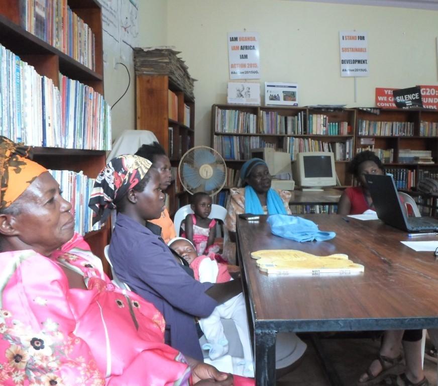Women Business class met at CFYDDI